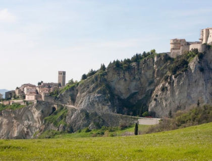 #45 - To discover one of the most beautiful villages in Italy: San Leo