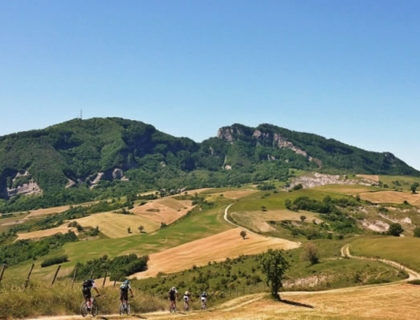 #46 - At the peak of Monte Pincio
