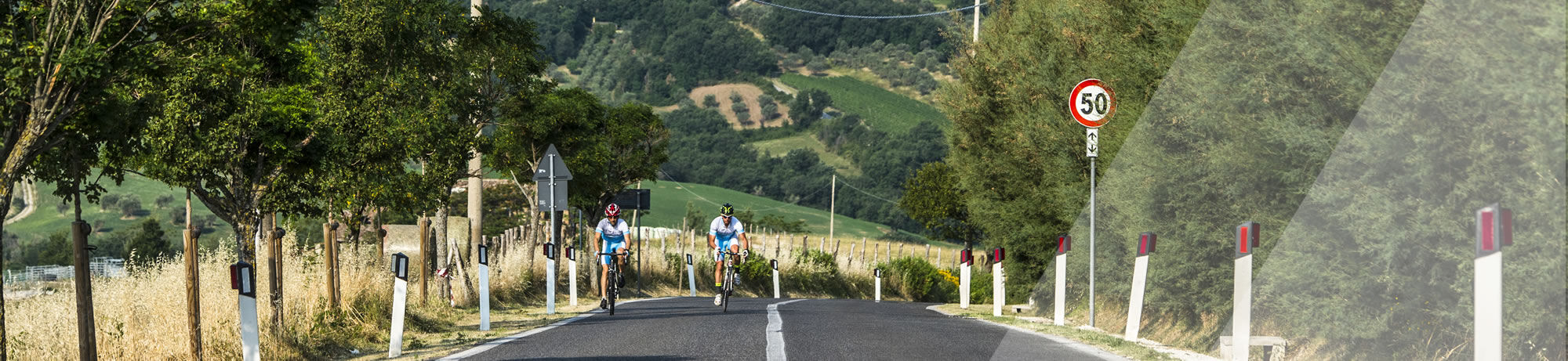cycling routes and tours in san marino italy