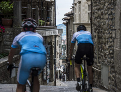 """San Marino by bike"" 3 nights"